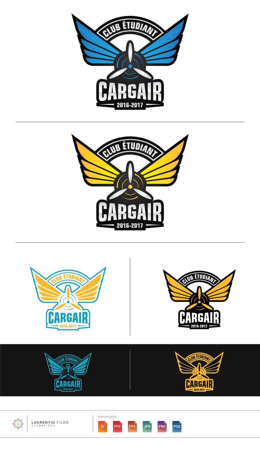Proposition n°60 du concours Design a Logo flying school student club