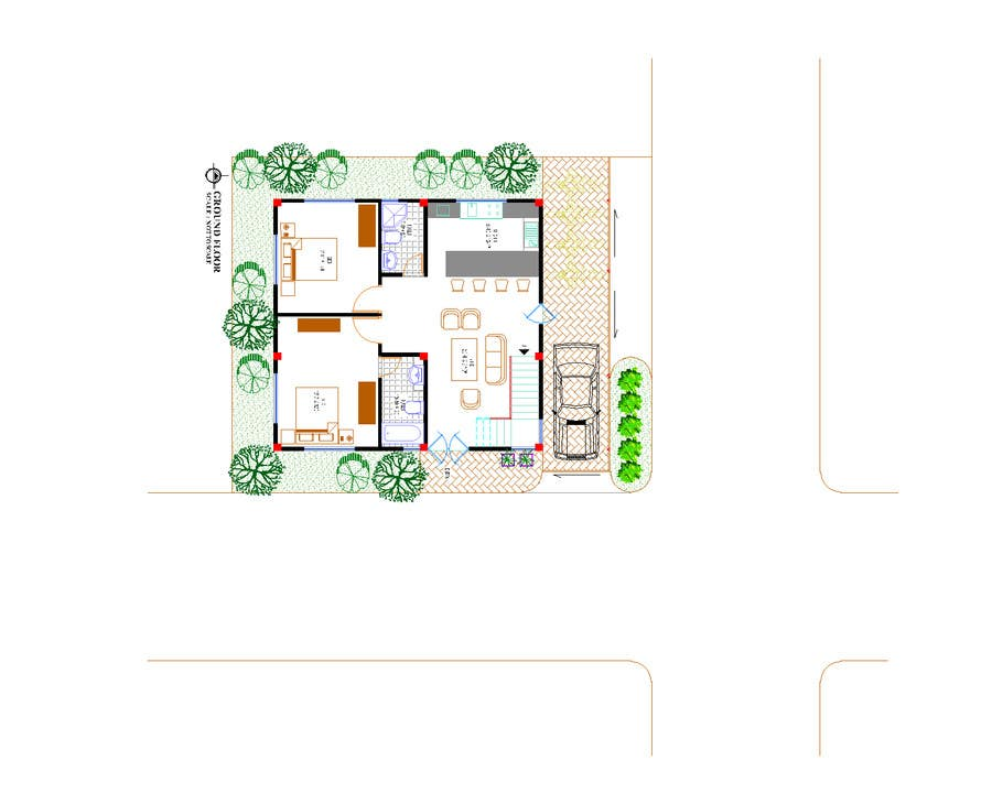 Proposition n°11 du concours My house plan