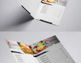 Nro 19 kilpailuun Create a Print Design for a Morrocan fast food käyttäjältä LuisEGarcia