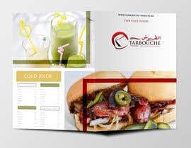 Nro 1 kilpailuun Create a Print Design for a Morrocan fast food käyttäjältä frontrrr