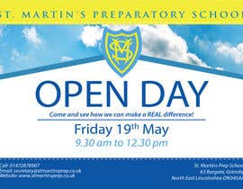 #30 for school open day flyer -- 3 by dynamicdot