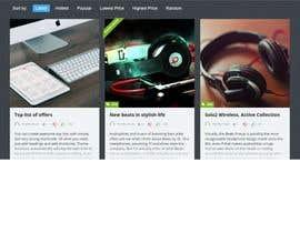 nº 24 pour Design a Logo for Website par Alaedin