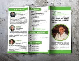 nº 7 pour Education Consultant Brochure par thranawins