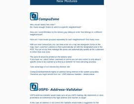 nº 12 pour Design a responsive  Mail chimp Template par serhiyzemskov
