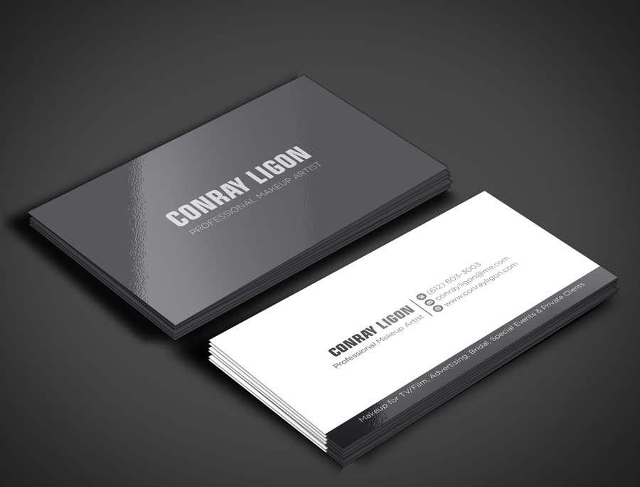 Entry 159 by angelacini for professional business card for male contest entry 159 for professional business card for male makeup artist colourmoves