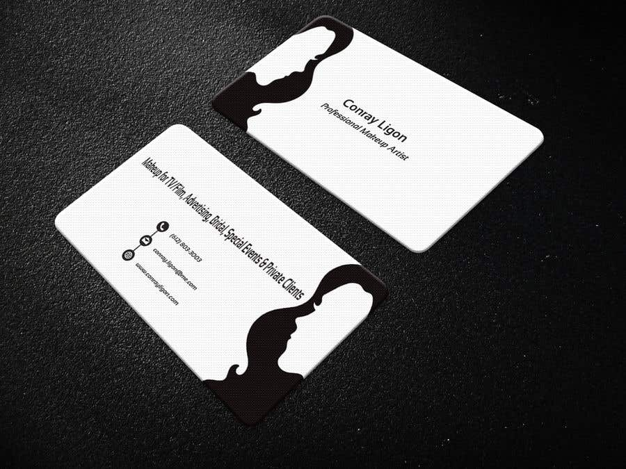 Entry 28 By Theotonious225 For Professional Business Card For Male