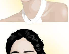 nº 31 pour Upgrade and color girl's face in Adobe Illustrator par kimcinicula