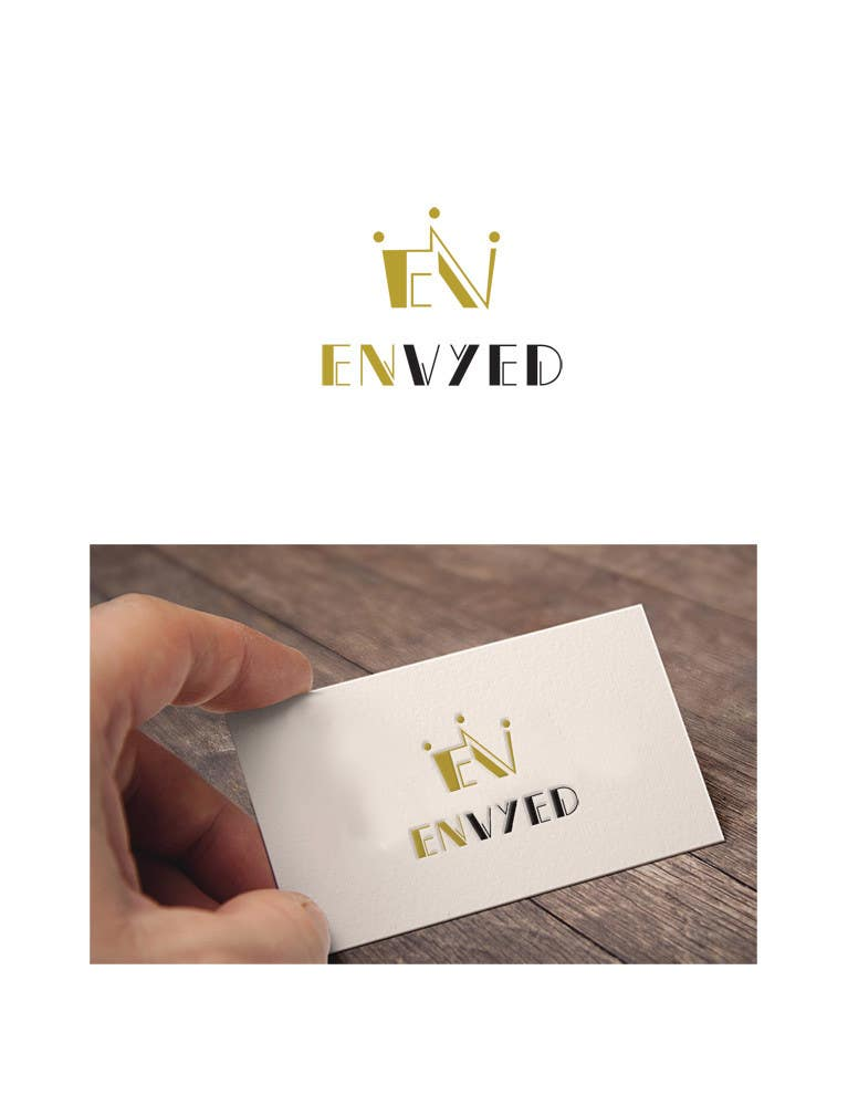 "Proposition n°184 du concours Design a Logo for ""ENVYED"""
