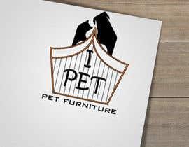 Nro 34 kilpailuun Design a Logo for pet furniture käyttäjältä ahmedibrahim93