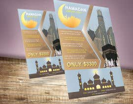 #8 for Ramdan Umrah Poster by linedsl