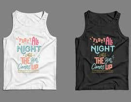#17 for Design Summer Tank Top for Live Bold Clothing by SupertrampDesign