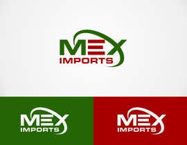 #34 for Design a Logo for a Mex Imports by hanifrangrej83
