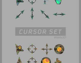 #45 for Design a cursor set by Watfa3D