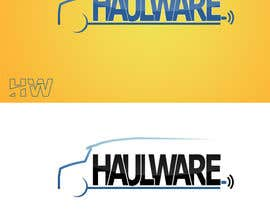 #75 para Logo Design for HaulWare por alinhd