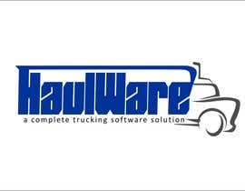 #86 para Logo Design for HaulWare por arteq04