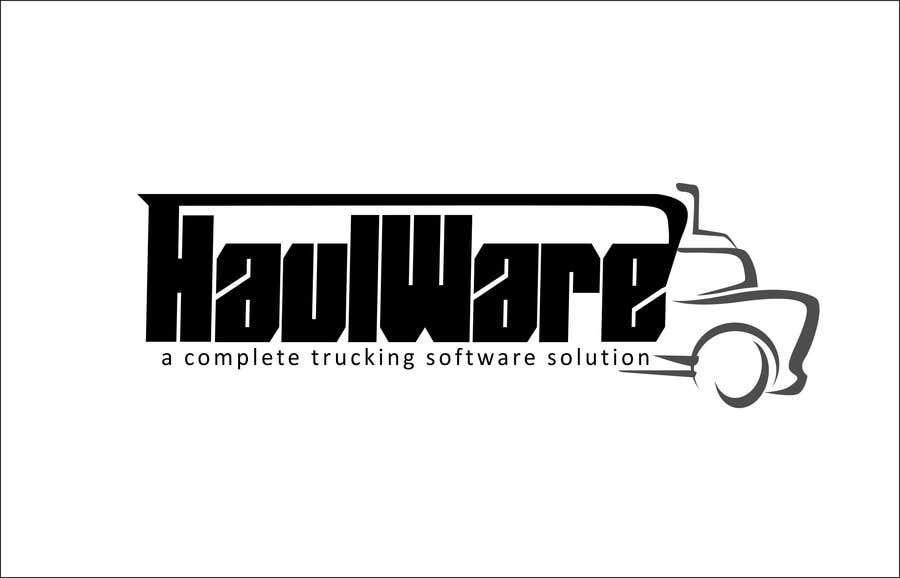 Конкурсная заявка №87 для Logo Design for HaulWare