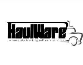 #87 para Logo Design for HaulWare por arteq04