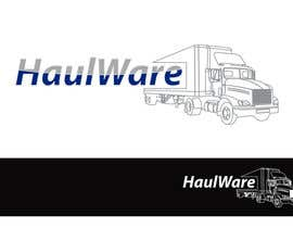 #92 for Logo Design for HaulWare by Rajmonty