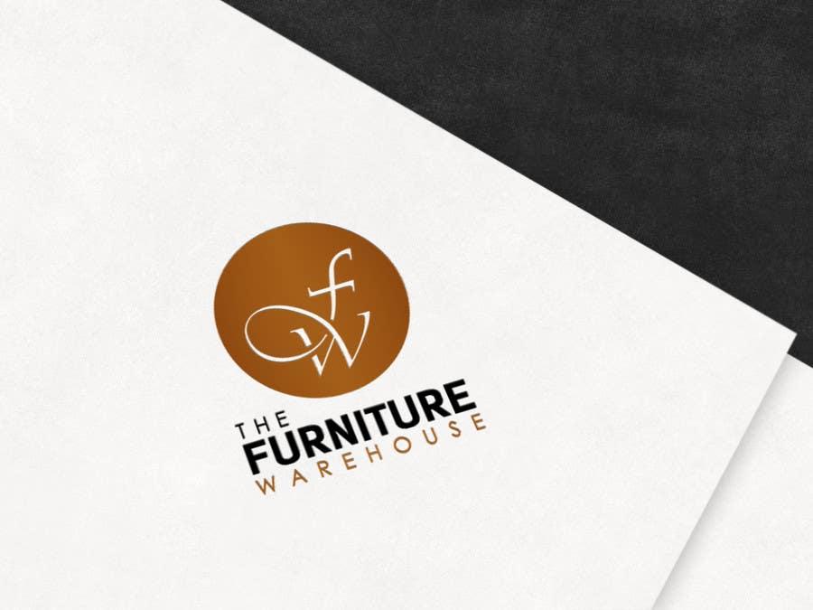 Proposition n°82 du concours Logo Design - The Furniture Warehouse