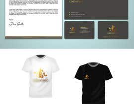 #25 for Business card, letter head, envelop and t-shirt by mahmudkhan44