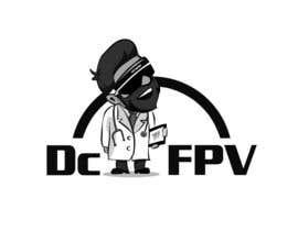 nº 11 pour Cool logo needed, quadcopter FPV related par Antarizar