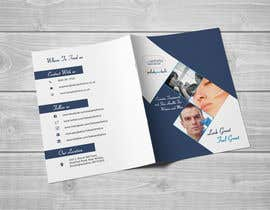 #16 for Design a Brochure for Halo Aesthetics Skin Clinic by thranawins
