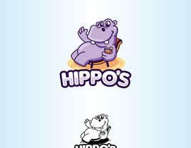 #35 for Design of Hippo Logo by Bebolum