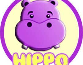#3 for Design of Hippo Logo by Smile23b