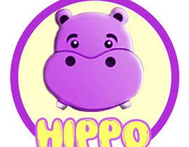 #7 for Design of Hippo Logo by Smile23b