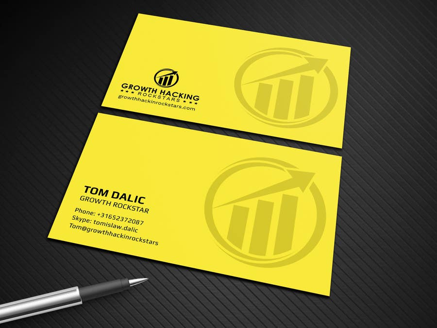 Bài tham dự cuộc thi #                                        19                                      cho                                         Design a business card