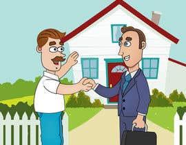 #11 for Web Cartoon - Real Estate Company by shipahn