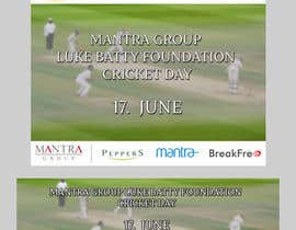nº 2 pour Mantra Cricket Day - Digital Ad par ikanata