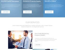 #15 for Redesign a old website for a service company by saidesigner87