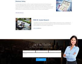 #22 for Redesign a old website for a service company by saidesigner87