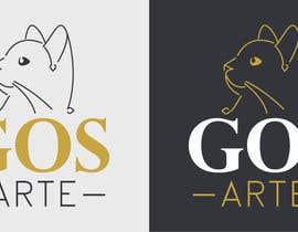 Nro 45 kilpailuun Logo para GOSarte(www.octaviosegura.com) käyttäjältä jesusalfredovh