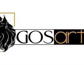 Nro 53 kilpailuun Logo para GOSarte(www.octaviosegura.com) käyttäjältä AMDesign09