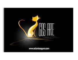 Nro 32 kilpailuun Logo para GOSarte(www.octaviosegura.com) käyttäjältä vejaralberto21