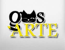 Nro 51 kilpailuun Logo para GOSarte(www.octaviosegura.com) käyttäjältä grafilandiahco