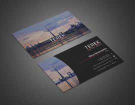 nº 45 pour Design some Business Cards for Terek Capital Group par kamrul330