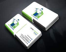 #51 for Design some Business Cards for a cleaning company by aashiq94