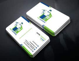 #57 for Design some Business Cards for a cleaning company by aashiq94