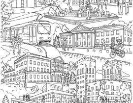 #23 for Coloring page of Oslo by biboofamily
