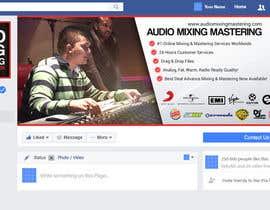 Nro 19 kilpailuun Design a Facebook Banner käyttäjältä VekyMr