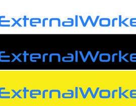 nº 8 pour Logo ExternalWorkers par modernart86