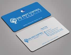Nro 72 kilpailuun Pro Design some Business Cards for Pest Control Company käyttäjältä mmhmonju
