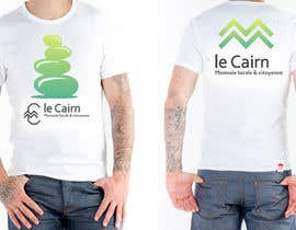 nº 73 pour Design a T-Shirt for a french association par pactan
