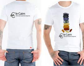 nº 37 pour Design a T-Shirt for a french association par pmparvez