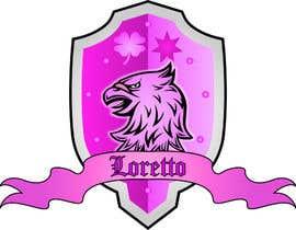nº 6 pour Graphic design a modern crest for high school students par wilcarllopez