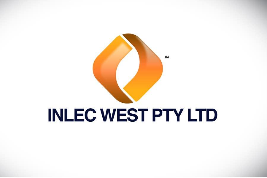 Penyertaan Peraduan #                                        262                                      untuk                                         Logo Design for INLEC WEST PTY LTD