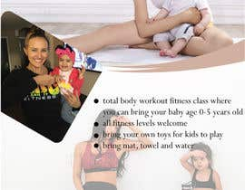 #41 for Design a Flyer for fitness class by talimul12